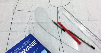 konstrukcja bluzki