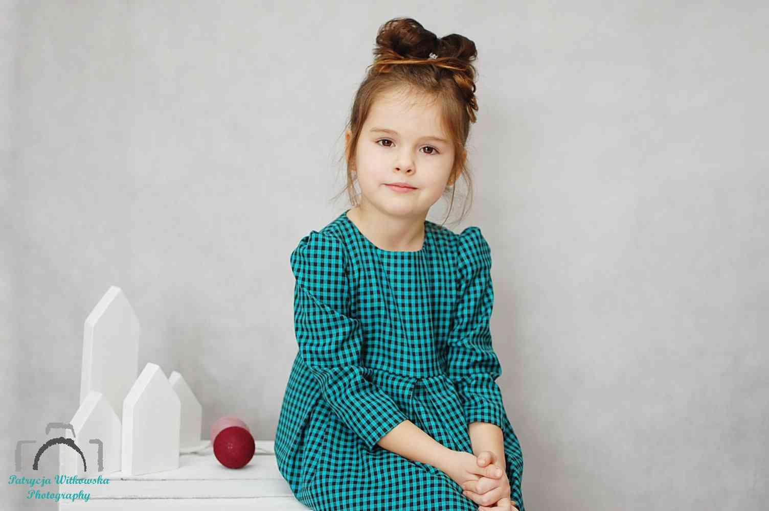 291a5932 Sukienka dla dziewczynki jak uszyć – Domowa Krawcowa
